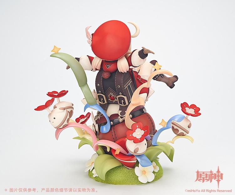 【フィギュア】原神 クレー 火花騎士Ver. 1/7スケール 塗装済完成品【特価】 サブ画像2