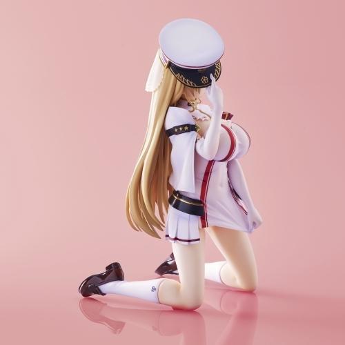 【フィギュア】あかさあいイラスト 海軍ムスメ スカーレット 塗装済み完成品フィギュア【特価】 サブ画像4