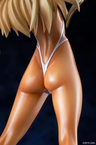 【フィギュア】双葉・リリー・ラムセス 美脚見せつけver. 1/6スケールPVC製塗装済み完成品【特価】 サブ画像5