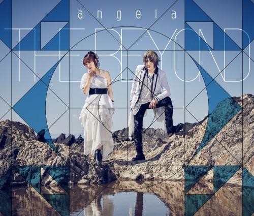 【マキシシングル】「THE BEYOND」/angela【期間限定盤】CD+Blu-ray