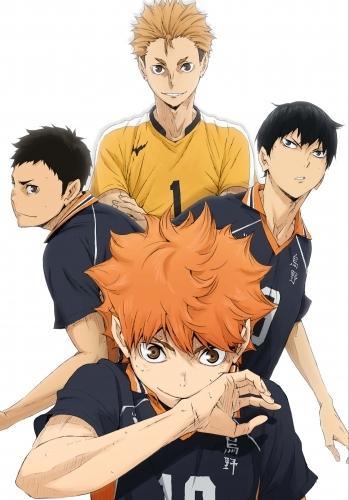 【Blu-ray】TV ハイキュー!! セカンドシーズン Vol.5 初回生産限定版
