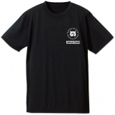 けものフレンズ ジャパリパーク ドライTシャツ/BLACK-M