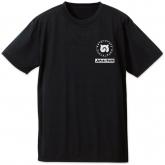 けものフレンズ ジャバリパーク ドライTシャツ/BLACK-S
