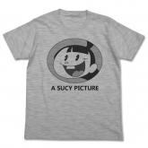 リトルウィッチアカデミア スーシィから見たアッコのTシャツ/HEATHER GRAY-XL