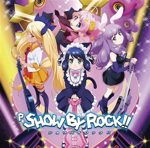 【マキシシングル】P SHOW BY ROCK!! CD