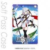 Fate/Grand Order ソフトパスケース ジャンヌ・ダルク・オルタ・サンタ・リリィ