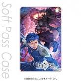 Fate/Grand Order ソフトパスケース 紅蓮なり影の国