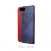 「Fate/Grand Order」 手帳型スマホケース(iPhone7専用) 32/セイバー/宮本武蔵
