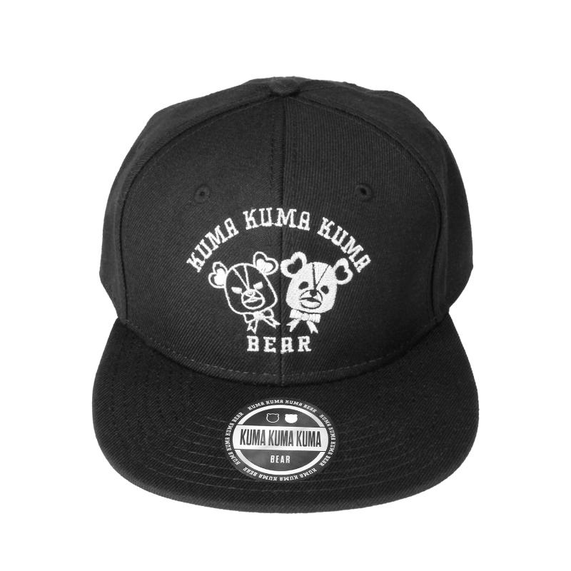 【グッズ-帽子】くまクマ熊ベアー キャップ サブ画像2