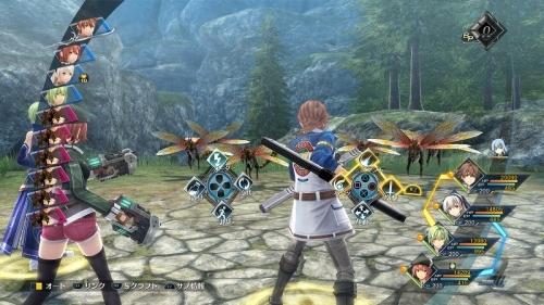 【PS4】英雄伝説 創の軌跡 通常版 サブ画像4
