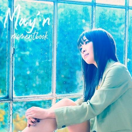 【アルバム】「momentbook」/May'n 【CD+BD】