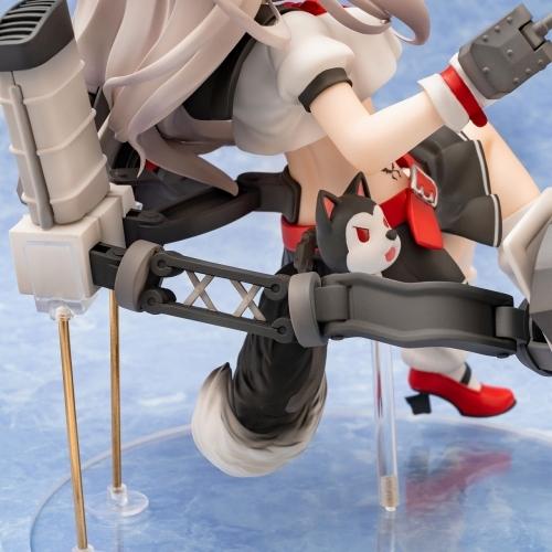 【フィギュア】アズールレーン 夕立 1/7スケール ABS&PVC 製塗装済み完成品【特価】 サブ画像8