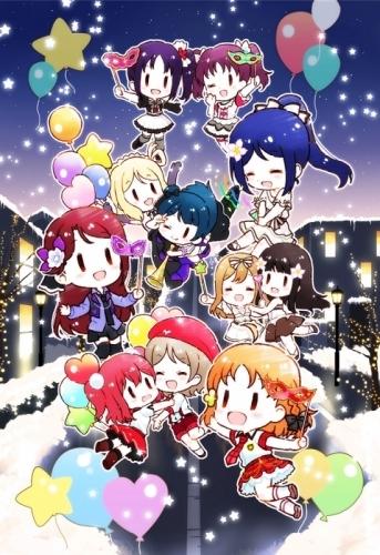 【Blu-ray】Saint Snow PRESENTS LOVELIVE! SUNSHINE!! HAKODATE UNIT CARNIVAL Blu-ray Day2