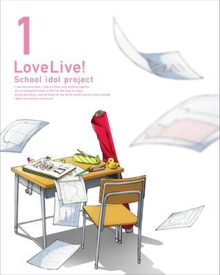 【Blu-ray】TV ラブライブ! 2nd Season 1 特装限定版 サブ画像2