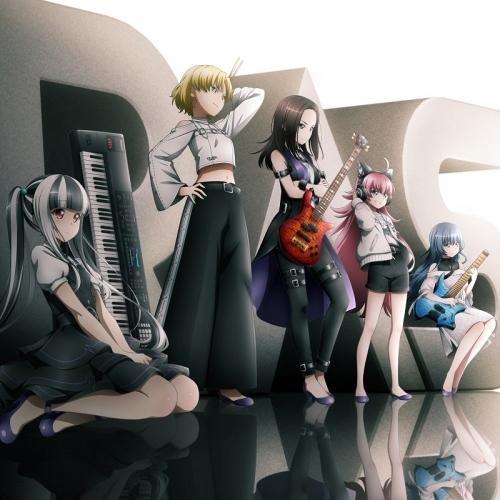 【キャラクターソング】TV BanG Dream! RAISE A SUILEN 3rdシングル「Invincible Fighter」 Blu-ray付生産限定盤 サブ画像2