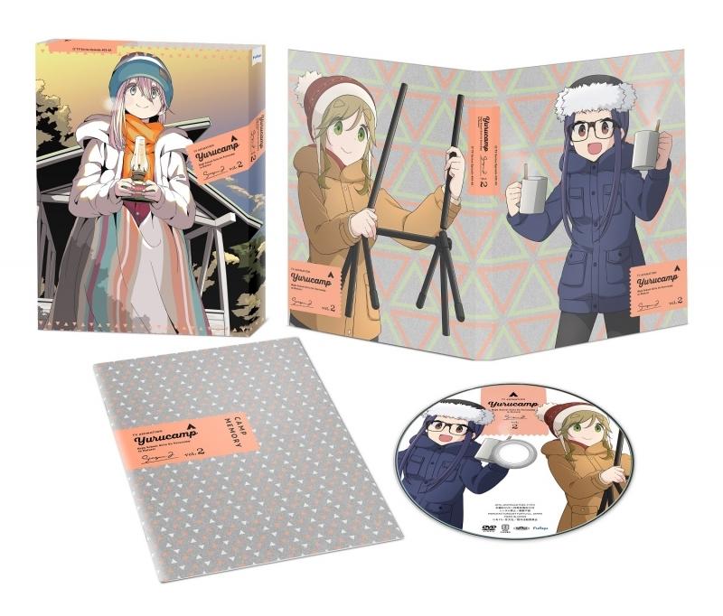 【Blu-ray】 TV ゆるキャン△ SEASON2 2 サブ画像4