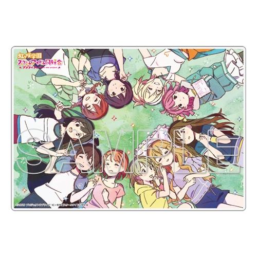 【グッズ-スタンドポップ】ラブライブ!虹ヶ咲学園スクールアイドル同好会 ビッグアクリルスタンド サブ画像2