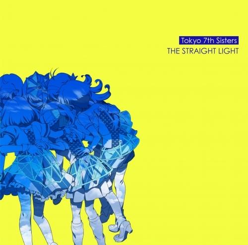 【アルバム】Tokyo 7th シスターズ 3rdアルバム 「THE STRAIGHT LIGHT」 <通常盤(2CD)>