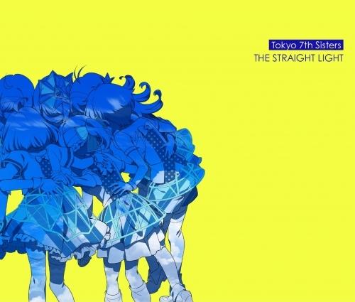 【アルバム】Tokyo 7th シスターズ 3rdアルバム 「THE STRAIGHT LIGHT」 <初回限定盤(3CD +DVD)>