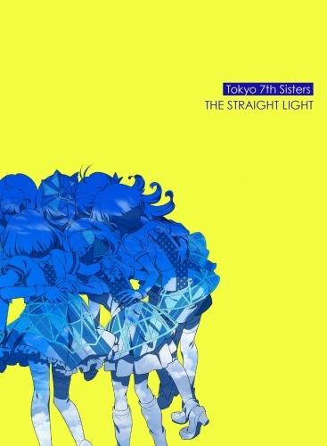 【アルバム】Tokyo 7th シスターズ 3rdアルバム 「THE STRAIGHT LIGHT」 <プレミアムボックス(4CD+DVD+Tシャツ+缶バッジ)>