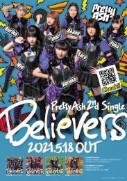 Pretty Ash 2ndシングル「Believers」リリースイベント ミニライブ&特典会画像