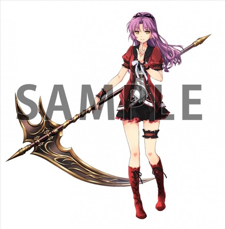 予約特典:オリジナルカラー衣装 DLC (レン)