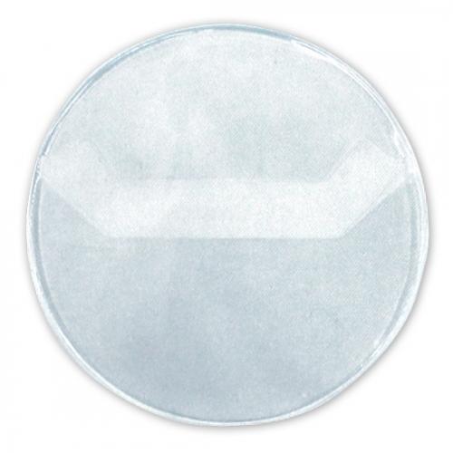 【グッズ-カバーホルダー】ノンキャラオリジナル 缶バッジカバー 54mm対応 サブ画像2
