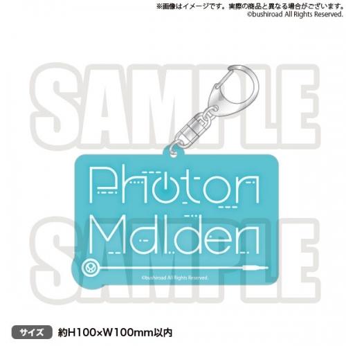 【グッズ-キーホルダー】D4DJ ユニットロゴアクリルキーホルダー Photon Maiden