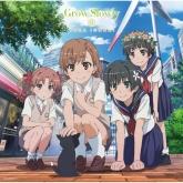 TV とある科学の超電磁砲S ED「Grow Slowly」/井口裕香 初回限定アニメ盤