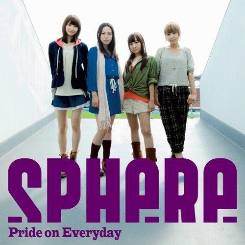 【主題歌】TV バクマン。 ED「Pride on Everyday」/sphere(スフィア) 通常盤