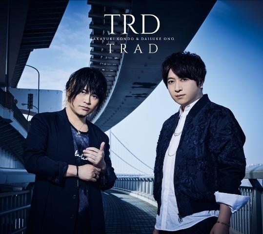 【アルバム】1stミニアルバム「TRAD」/TRD 【初回限定盤(CD+Blu-ray)】