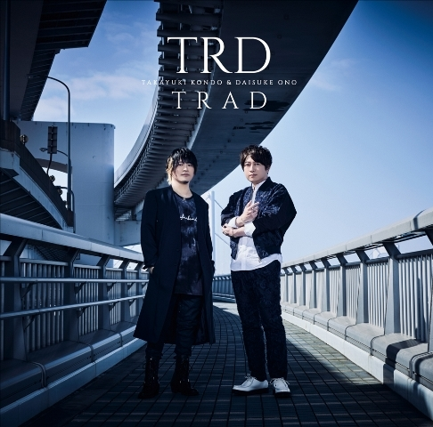 【アルバム】1stミニアルバム「TRAD」/TRD 【通常盤(CD only)】