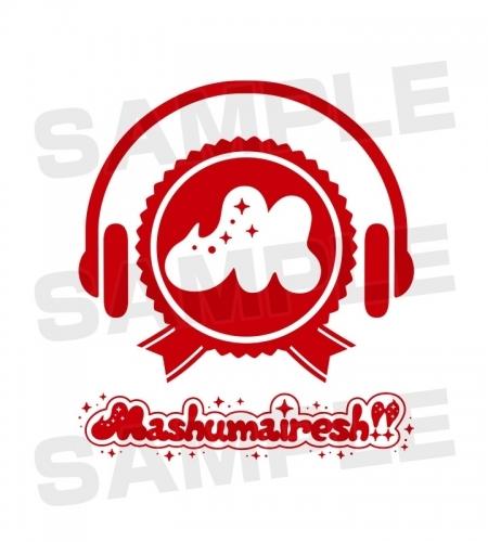 【グッズ-Tシャツ】SHOW BY ROCK!! 描き下ろしイラスト ヘッドフォンver. ロゴTシャツメンズ(サイズ/S) サブ画像2