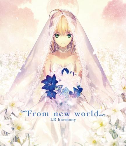 【マキシシングル】TYPE-MOON Fes.イベントテーマソング「From new world」/LR harmony
