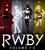 アニメ RWBY VOLUME 1-3 SET