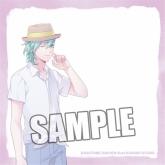 うたの☆プリンスさまっ♪ スクエアメモ HAPPY SUMMER Ver.「美風 藍」