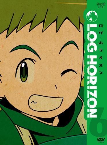 【DVD】TV ログ・ホライズン 6