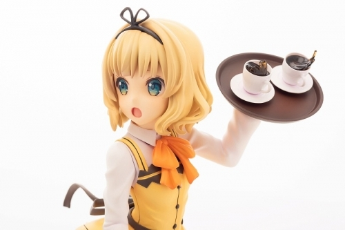 【フィギュア】ご注文はうさぎですか?? シャロ(Cafe Style) 1/7 PVCフィギュア【特価】 サブ画像6