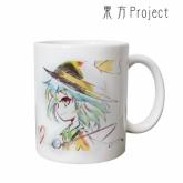 東方Project Ani-Artマグカップ(古明地こいし)