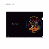 東方Project Ani-Neon クリアファイル(フランドール・スカーレット)