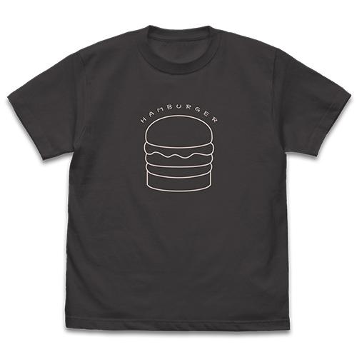 【グッズ-Tシャツ】やがて君になる 侑のハンバーガー Tシャツ/SUMI-L サブ画像2