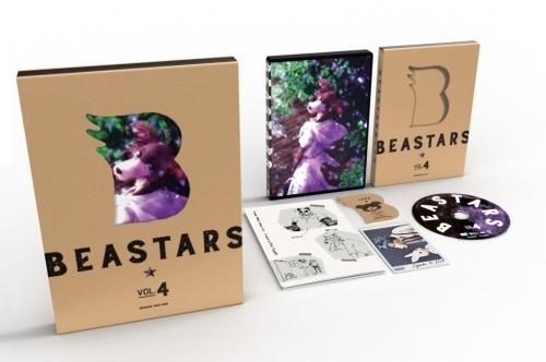 【DVD】TV BEASTARS Vol.4 初回生産限定版 サブ画像2