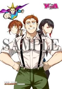 オリジナルブロマイド(「ヒーロー探偵ニック」)