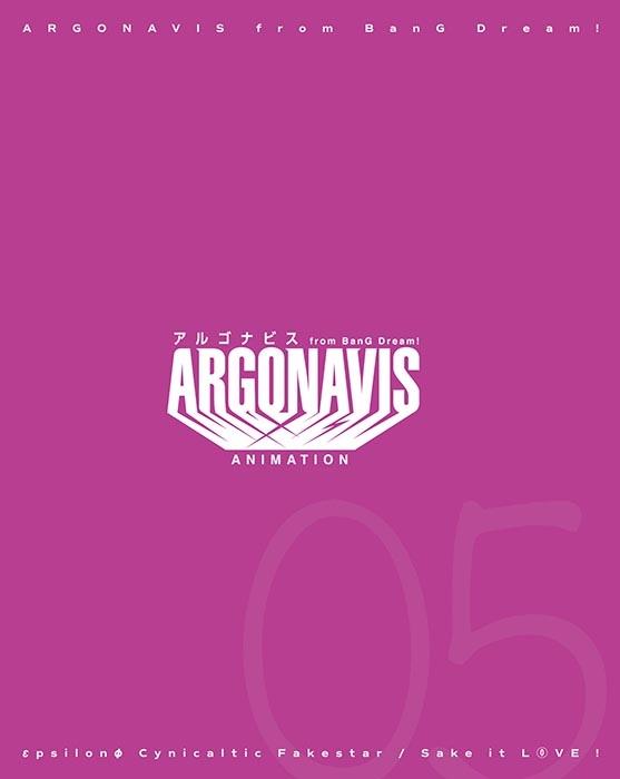 【マキシシングル】ARGONAVIS from BanG Dream!(アルゴナビス フロム バンドリ!)「Cynicaltic Fakestar/Sake it L⓪VE!」/εpsilonΦ 【Blu-ray付生産限定盤】