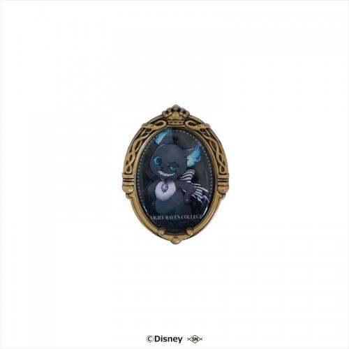 【グッズ-ピンブローチ】ディズニー ツイステッドワンダーランド トレーディングブローチ vol.3 サブ画像4
