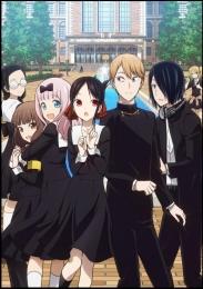 TVアニメ「かぐや様は告らせたい」限定ショップ画像