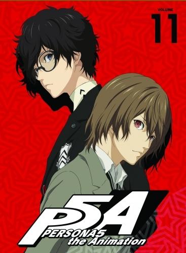 【Blu-ray】TV ペルソナ5 11