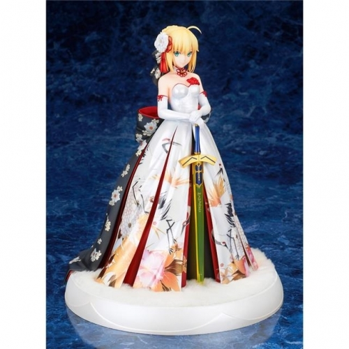 【フィギュア】Fate/stay night セイバー着物ドレスVer. 1/7 スケール PVC製塗装済み完成品