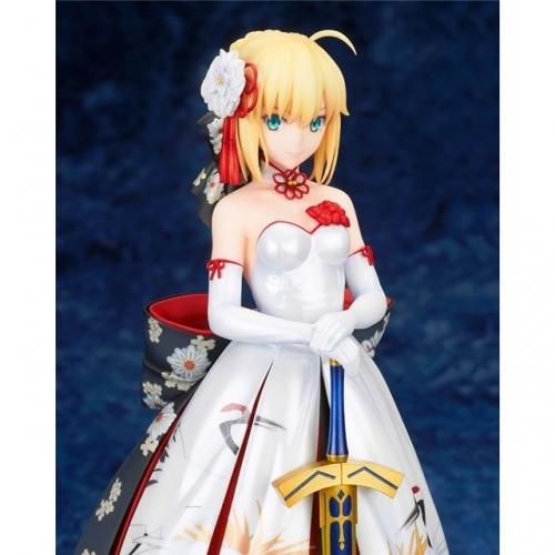 【フィギュア】Fate/stay night セイバー着物ドレスVer. 1/7 スケール PVC製塗装済み完成品 サブ画像2