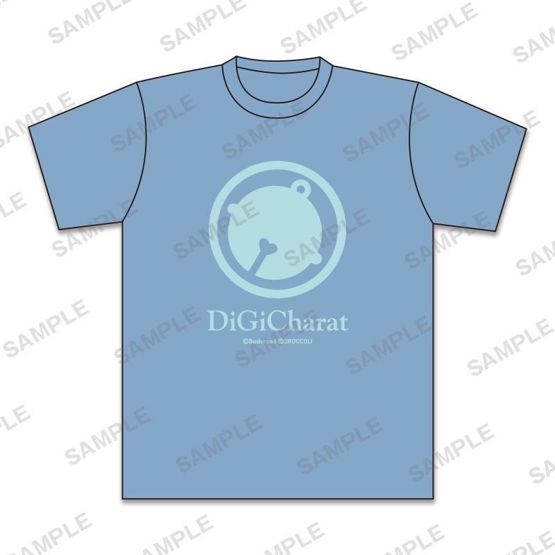【グッズ-Tシャツ】デ・ジ・キャラット デザインTシャツ デ・ジ・キャラット(L)